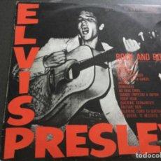 Discos de vinilo: ELVIS PRESLEY - ROCK N ROLL . Lote 195495072