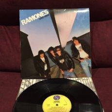 Discos de vinilo: RAMONES - LEAVE HOME LP, REEDICIÓN, 1980, ESPAÑA. Lote 195496187