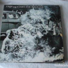 Discos de vinilo: RAGE AGAINST THE MACHINE RAGE AGAINST THE MACHINE. Lote 195496380
