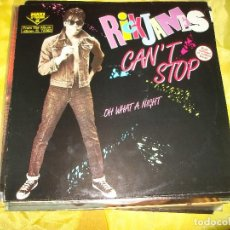 Discos de vinilo: RICK JAMES. CAN´T STOP. GORDY, 1985. VINILO ROJO. EDC. GERMANY. MAXI.SINGLE . IMPECABLE (#). Lote 195496483