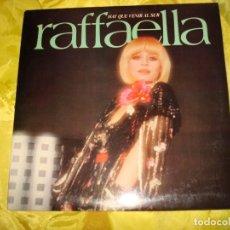 Discos de vinilo: RAFFAELLA CARRÁ. HAY QUE VENIR AL SUR. CBS, 1978. IMPECABLE (#). Lote 195498841