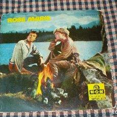 Discos de vinilo: ANN BLYTH Y FERNANDO LAMAS -- ROSE MARIE, MGM RECORDS – MGM-EPL 37.057, TEMAS EN DESCRIPCIÓN.. Lote 195499216