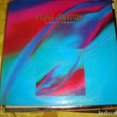 Discos de vinilo: LA GRAN AVENTURA. LIDERS I ADEPTES. CBS SONY , 1992. CON ENCARTE (#). Lote 195499866