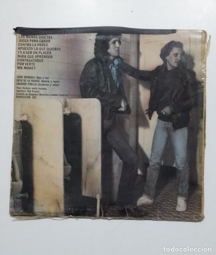 Discos de vinilo: Coz - Duro. LP. TDKLP - Foto 2 - 195500008