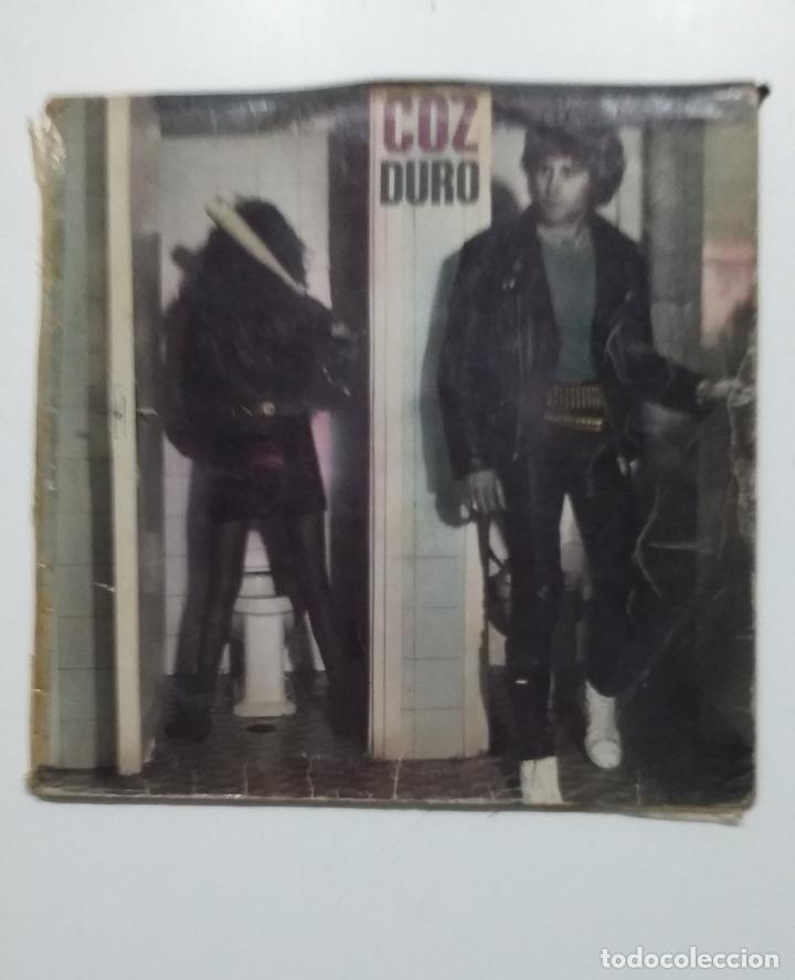 COZ - DURO. LP. TDKLP (Música - Discos - LP Vinilo - Grupos Españoles de los 70 y 80)