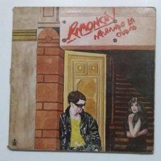 Discos de vinilo: RAMONCIN. ARAÑANDO LA CIUDAD. LP. TDKLP. Lote 195500242
