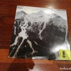 Discos de vinilo: DJ LELEWEL FEATURING LUCIO DALLA-ATTENTI AL LUPO. MÁXI ITALIA. Lote 195502490