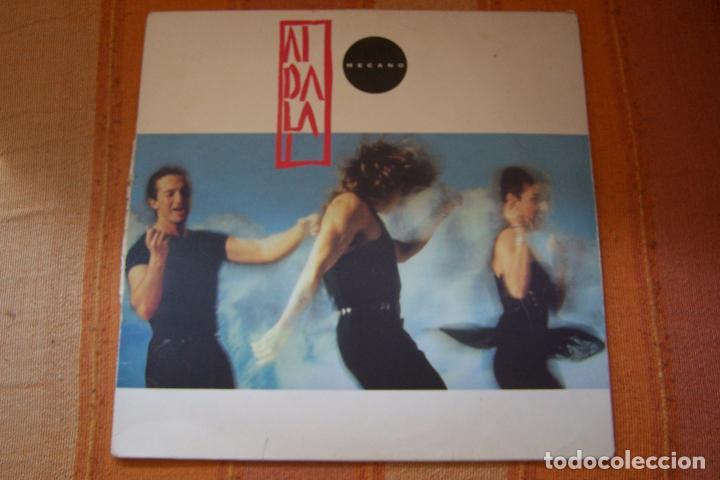 LP MECANO. AIDALAI, 1991. (Música - Discos - LP Vinilo - Cantautores Españoles)