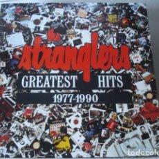 Discos de vinilo: THE STRANGLERS GREATEST HITS 1977 - 1990. Lote 195504782