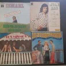 Discos de vinilo: LOTE DE SINGLES. VARIADO.. Lote 195506925