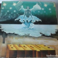 Discos de vinilo: BLOQUE HOMBRE, TIERRA Y ALMA. Lote 195507340