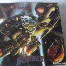 Discos de vinilo: MOTÖRHEAD BOMBER. Lote 195508216