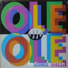 Discos de vinilo: OLE OLE, 1990 - LP SPAIN 1992. Lote 195509077