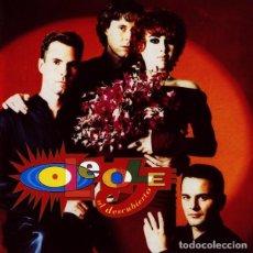 Discos de vinilo: OLÉ OLÉ - AL DESCUBIERTO - LP HISPAVOX 1992. Lote 195509418