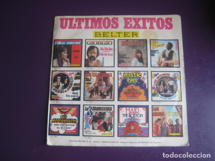 Discos de vinilo: Anvil Chorus Sg BELTER 1970 Rhythm Is The Way / Get Together - FUNK SOUL 70S - POCO USO VINILO - Foto 2 - 195509543