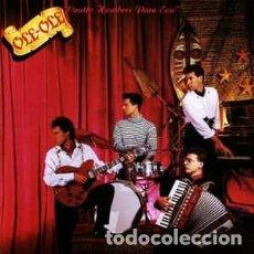 Discos de vinilo: OLE OLE - CUATRO HOMBRES PARA EVA - LP SPAIN 1988. Lote 195509888