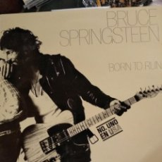 Discos de vinilo: BRUCE SPRINGSTEEN - BORN TO RUN. Lote 195509975