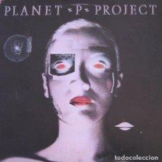 Discos de vinilo: PLANET P PROJECT, PLANET P PROJECT, LP US 1983. Lote 195510892