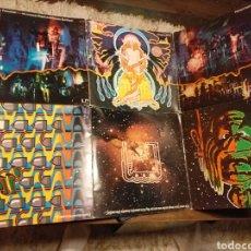 Discos de vinilo: HAWKWIND THE SPACE RITUAL DOBLE LP PRIMERA EDICION INGLESA 1973. Lote 195511657