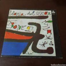 Discos de vinilo: MARIA DEL MAR BONET - PORTADA MIRO. Lote 195517942