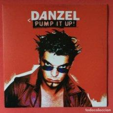 Discos de vinilo: DANZEL - PUMP IT UP!. Lote 195522802