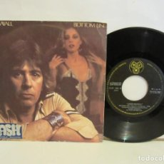 Discos de vinilo: JOHN MAYALL - BOTTOM LINE / COME WITH ME - SINGLE - 1979 - SPAIN - VG/VG. Lote 195528051