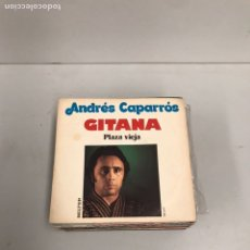 Discos de vinilo: ANDRÉS CAPARROS. Lote 195536902