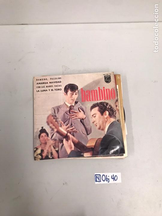 BAMBINO (Música - Discos - Singles Vinilo - Cantautores Españoles)