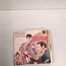 Discos de vinilo: BAMBINO. Lote 195537466
