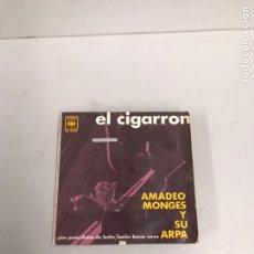 Discos de vinilo: EL CIGARRÓN. Lote 195537670