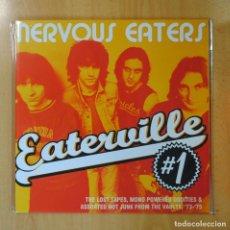 Discos de vinilo: NERVOUS EATERS - EATERVILLE 1 - GATEFOLD - LP. Lote 195538122