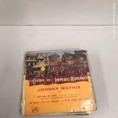 Discos de vinilo: JOHNNY MATHIS. Lote 195538563