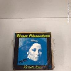 Discos de vinilo: TINA CHARLES. Lote 195539007