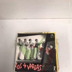 Discos de vinilo: LOS CUATRO VARGAS. Lote 195539235