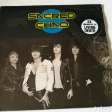 Discos de vinilo: SACRED CHAO - UNTITLED EP - 1989. Lote 195539522