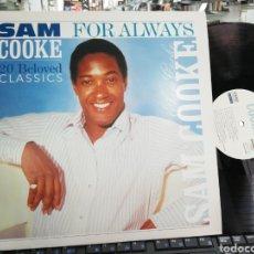 Discos de vinilo: SAM COOKE LP 20 BELOVED CLASSICS 2010. Lote 195542677