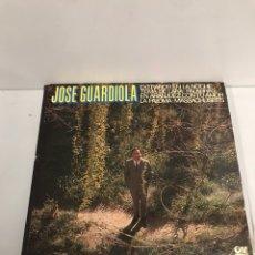 Discos de vinilo: JOSÉ GUARDIOLA. Lote 195547690