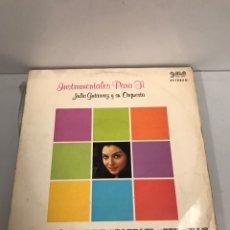 Discos de vinilo: INSTRUMENTALES PARA TI. Lote 195547745