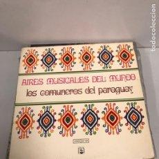 Discos de vinilo: AIRES MUSICALES DEL MUNDO. Lote 195548000
