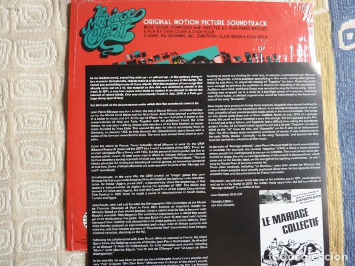 Discos de vinilo: Le Marriage Collectif (OST) Reed. Digger´s Diggest - Foto 2 - 195555341