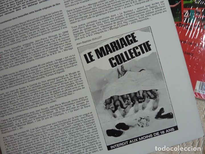 Discos de vinilo: Le Marriage Collectif (OST) Reed. Digger´s Diggest - Foto 3 - 195555341
