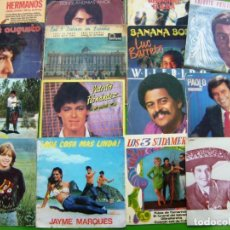 Discos de vinilo: LOTE DE 15 SINGLES LATINOAMERICANOS. Lote 195573610