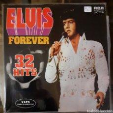 Discos de vinilo: ELVIS FOREVER 32 HITS. 2 LP. GATEFOLD. RCA SPL 2 9911. ESPAÑA 1975.. Lote 195574247