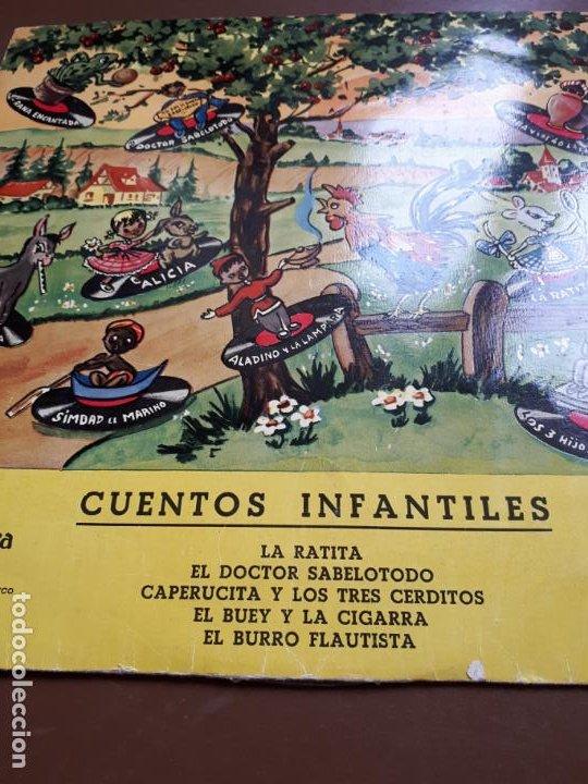 Discos de vinilo: Cuentos infantiles - 10 - Alhambra - Foto 2 - 195582107