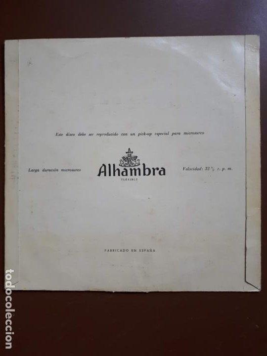Discos de vinilo: Cuentos infantiles - 10 - Alhambra - Foto 3 - 195582107