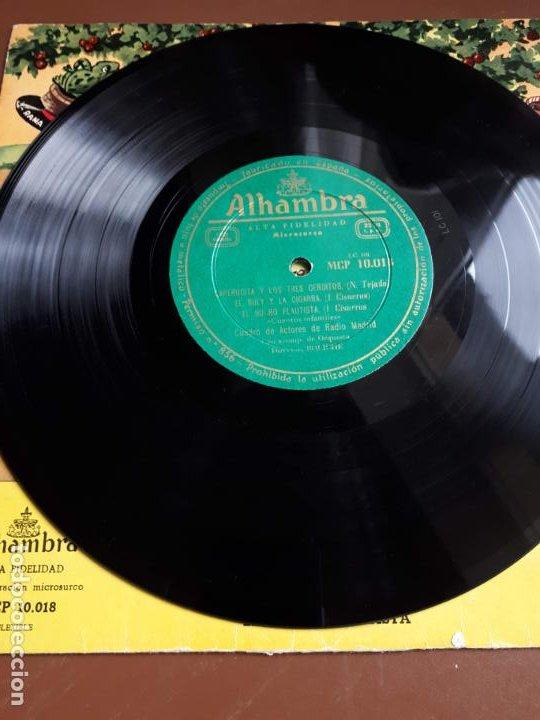 Discos de vinilo: Cuentos infantiles - 10 - Alhambra - Foto 5 - 195582107
