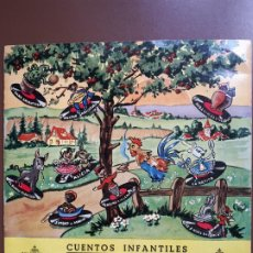 Discos de vinilo: CUENTOS INFANTILES - 10'' - ALHAMBRA. Lote 195582107