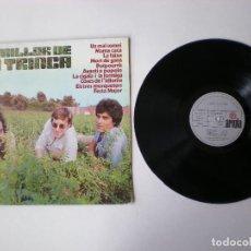 Dischi in vinile: LA TRINCA - EL MILLOR DE - ARIOLA 00247 - ESPAÑA 1979. Lote 195613023