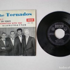 Discos de vinilo: THE TORNADOS - ROBOT + 3 - DECCA EDGE 71823 - ESPAÑA 1963. Lote 229500195