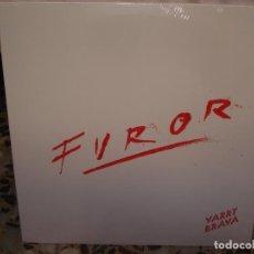 Discos de vinilo: LP PRECINTADO DE VARRY BRAVA FUROR. Lote 195622895